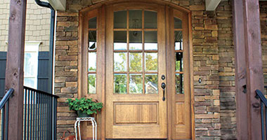 <p>Looking to create a statement entryway? Enhance the appeal of your home with DSA wood doors. All of their products are master crafted, hand assembled, sanded and finished by skilled artisans. Add instant beauty with a distinctive DSA door. </p>